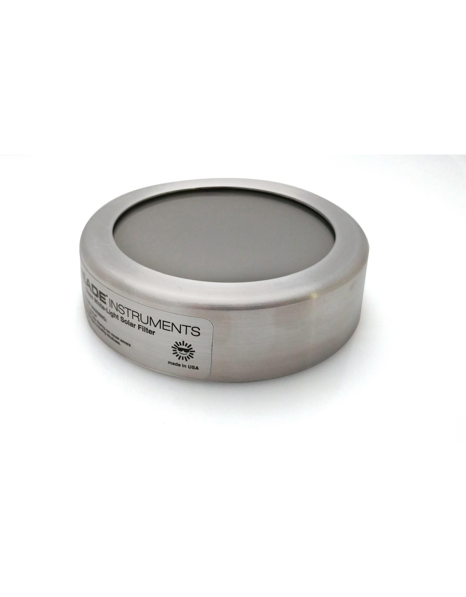 Meade Meade Glass White-Light Solar Filter #500 (ID 127mm)