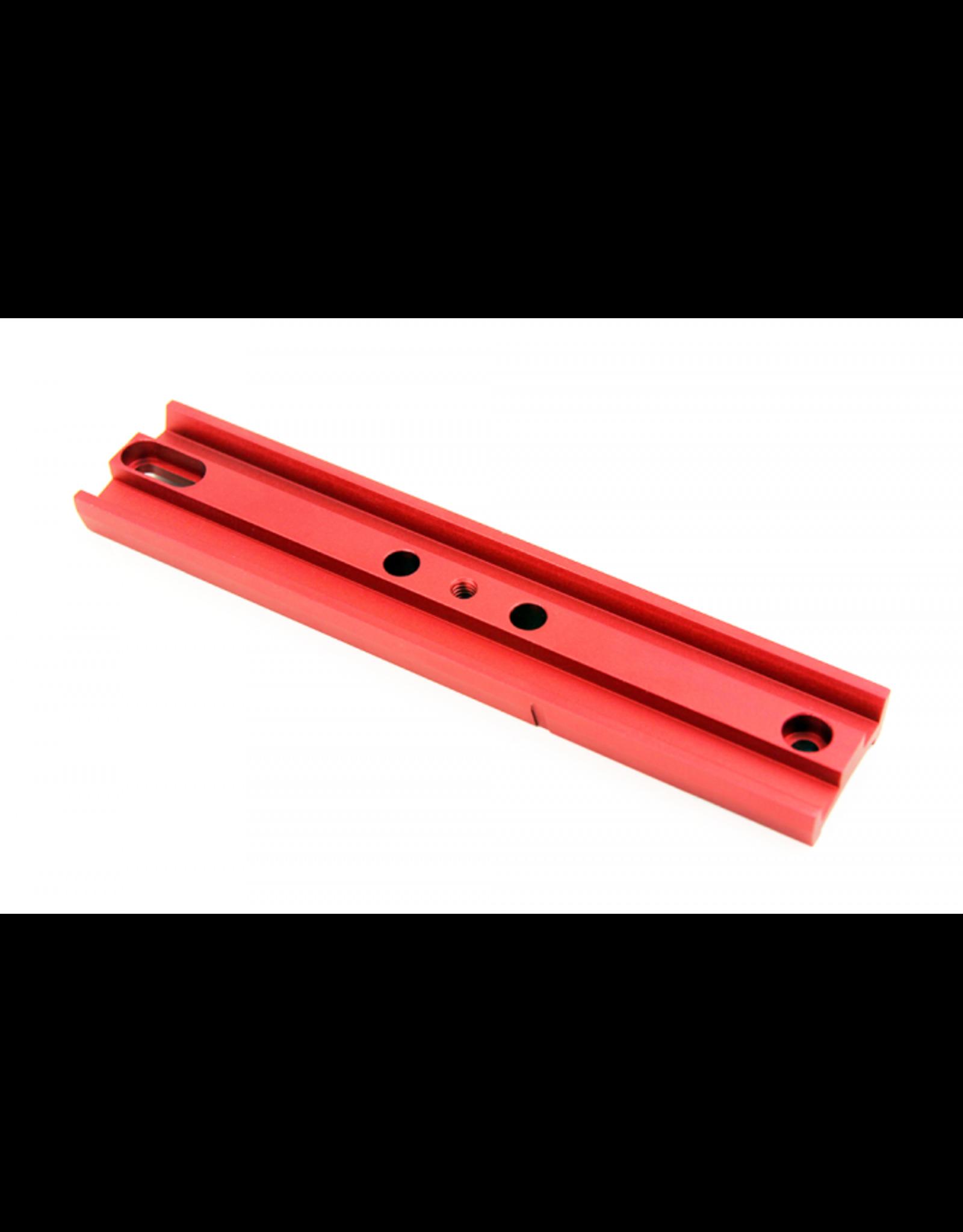 William Optics William Optics Vixen-Style 8 inch Dovetail Plate – (Specify Red or Black)