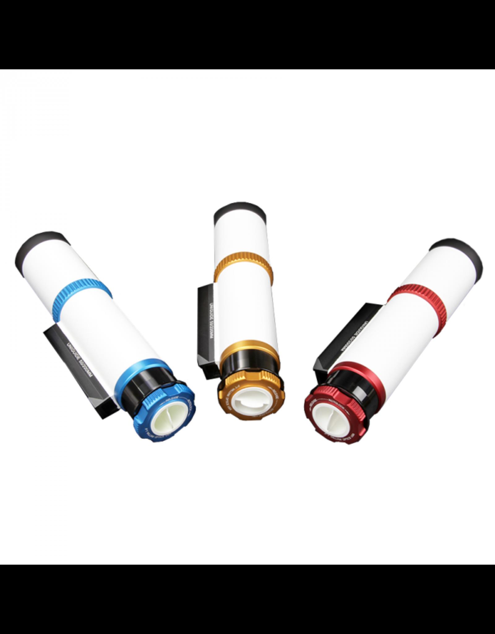 """William Optics William Optics UniGuide 50mm Slide-Base Guide Scope w/ 1.25"""" RotoLock - M-G50PB (Specify Color)"""