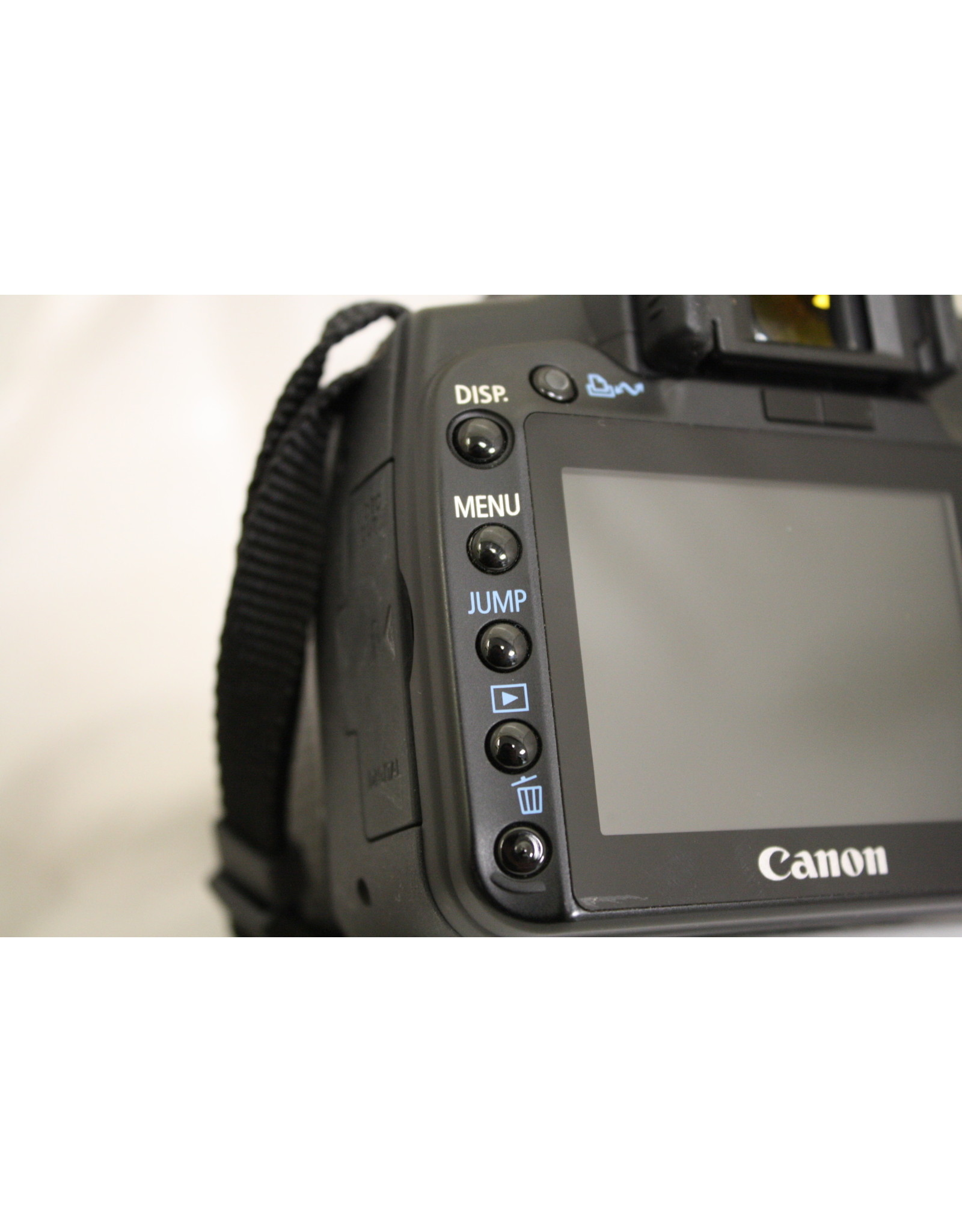 Canon Digital Rebel XTi with 28-90mm w/ charger, 2 batteries