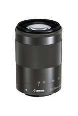 Canon EF-M 55-200mm f/4.5-6.3 IS STM Lens (Black) (Mirrorless)