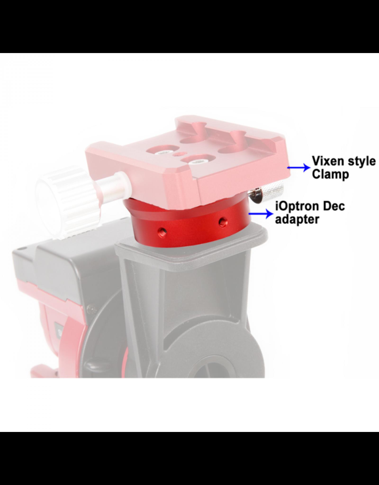 William Optics William Optics iOptron Skyguider Pro Dec Adapter - M-IOPSG-SPM
