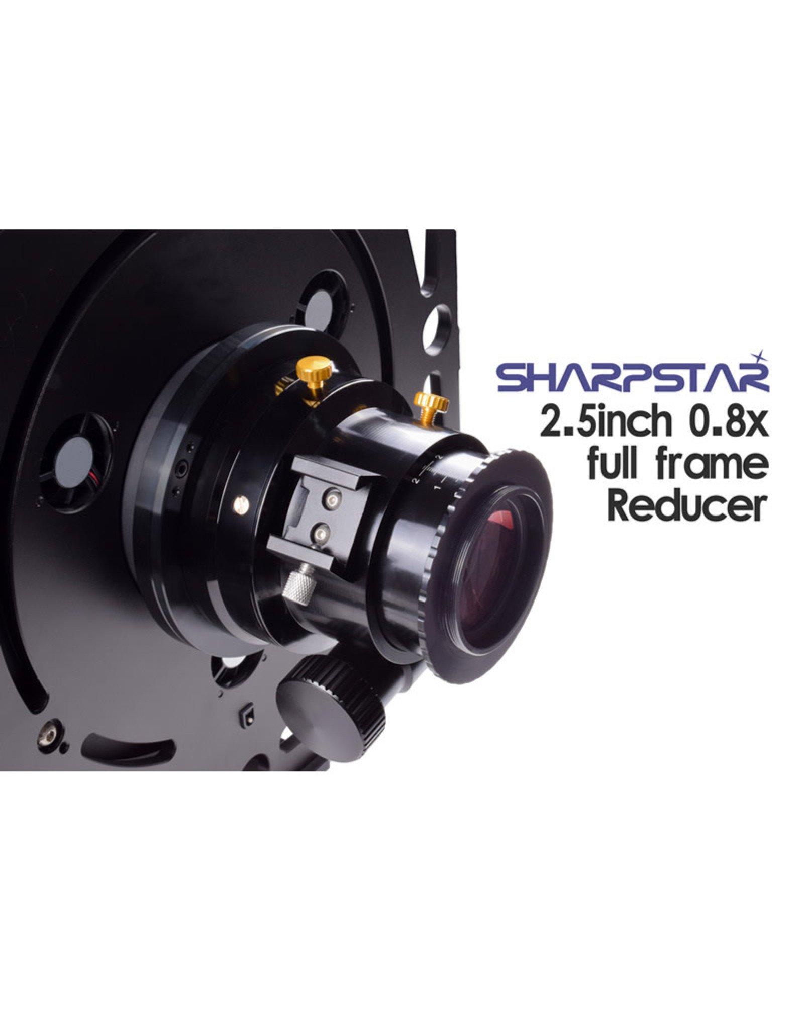 Sharpstar Sharpstar RC2508 Full Frame 0.8x Reducer for 200mm-800mm RC System OTAs