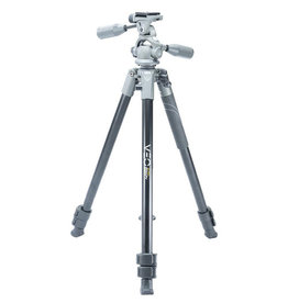 Vanguard Vanguard VEO 2 PRO 263APV ALUMINUM TRIPOD WITH 3-WAY PAN HEAD - RATED AT 13.2 LBS/6KG