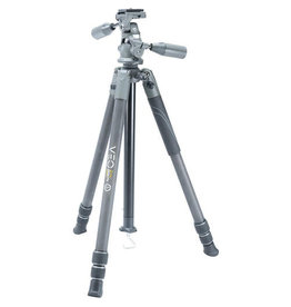 Vanguard Vanguard VEO 2 PRO 263APV Carbon Fiber TRIPOD WITH 3-WAY PAN HVanguard VEO 2 Pro 263CPV Carbon Fiber Tripod with VEO 2 PH-38 3-Way Pan-and-Tilt HeadEAD - RATED AT 13.2 LBS/6KG