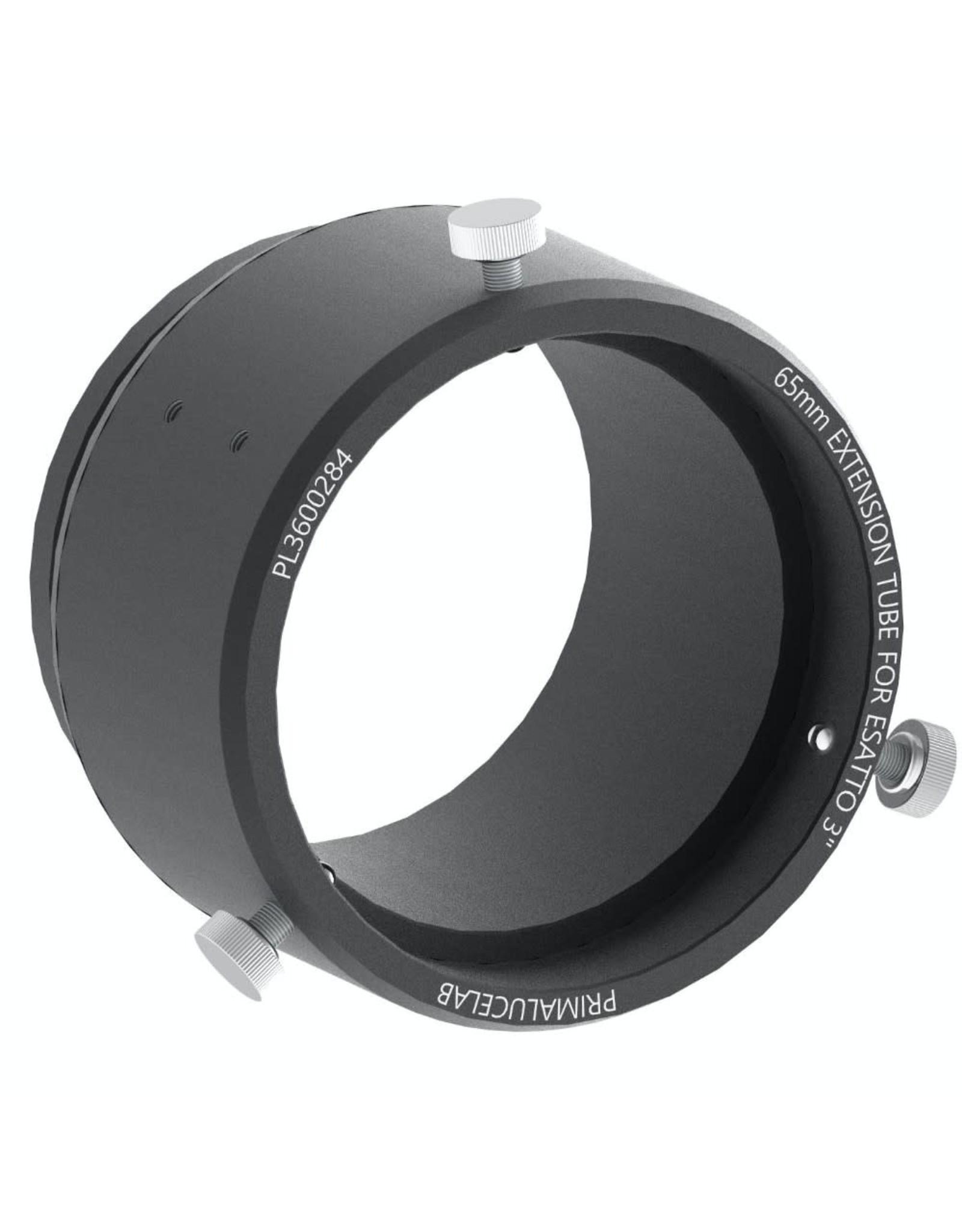 "PrimaLuceLab Primaluce 65mm Extension Tube for ESATTO 3"" - PL3600284"