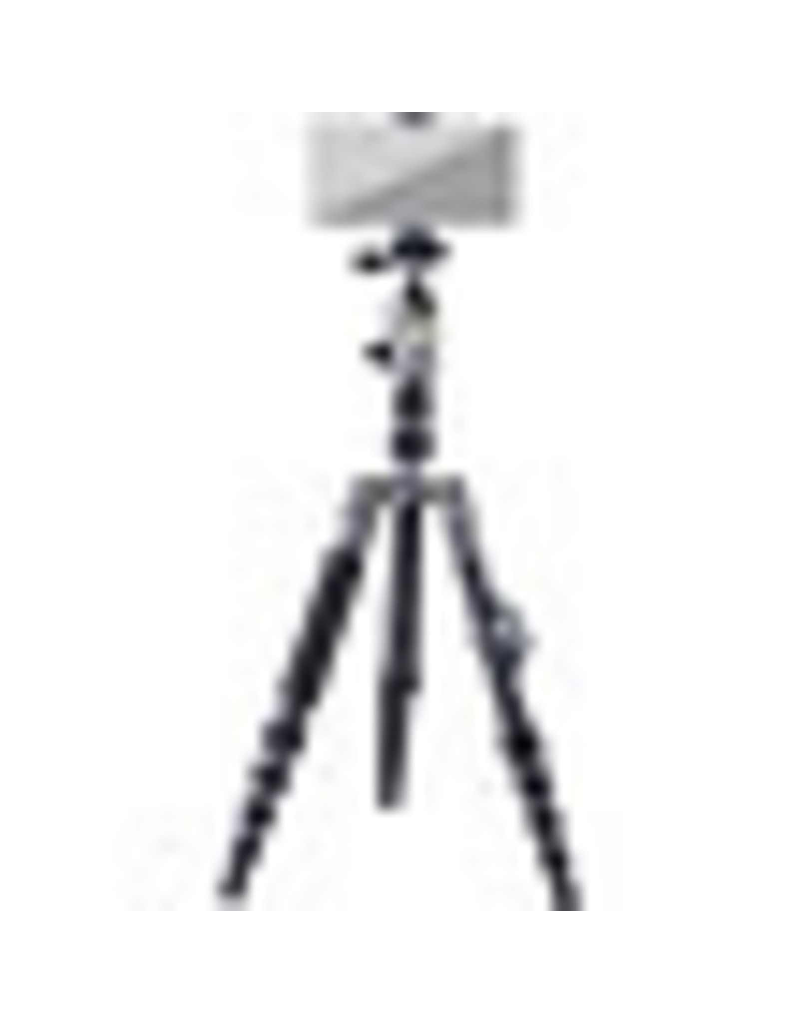 Vanguard Vanguard VEO 3 GO 235AB Aluminum Tripod/Monopod with T-50 Ball Head, Smartphone Connector, and Bluetooth Remote