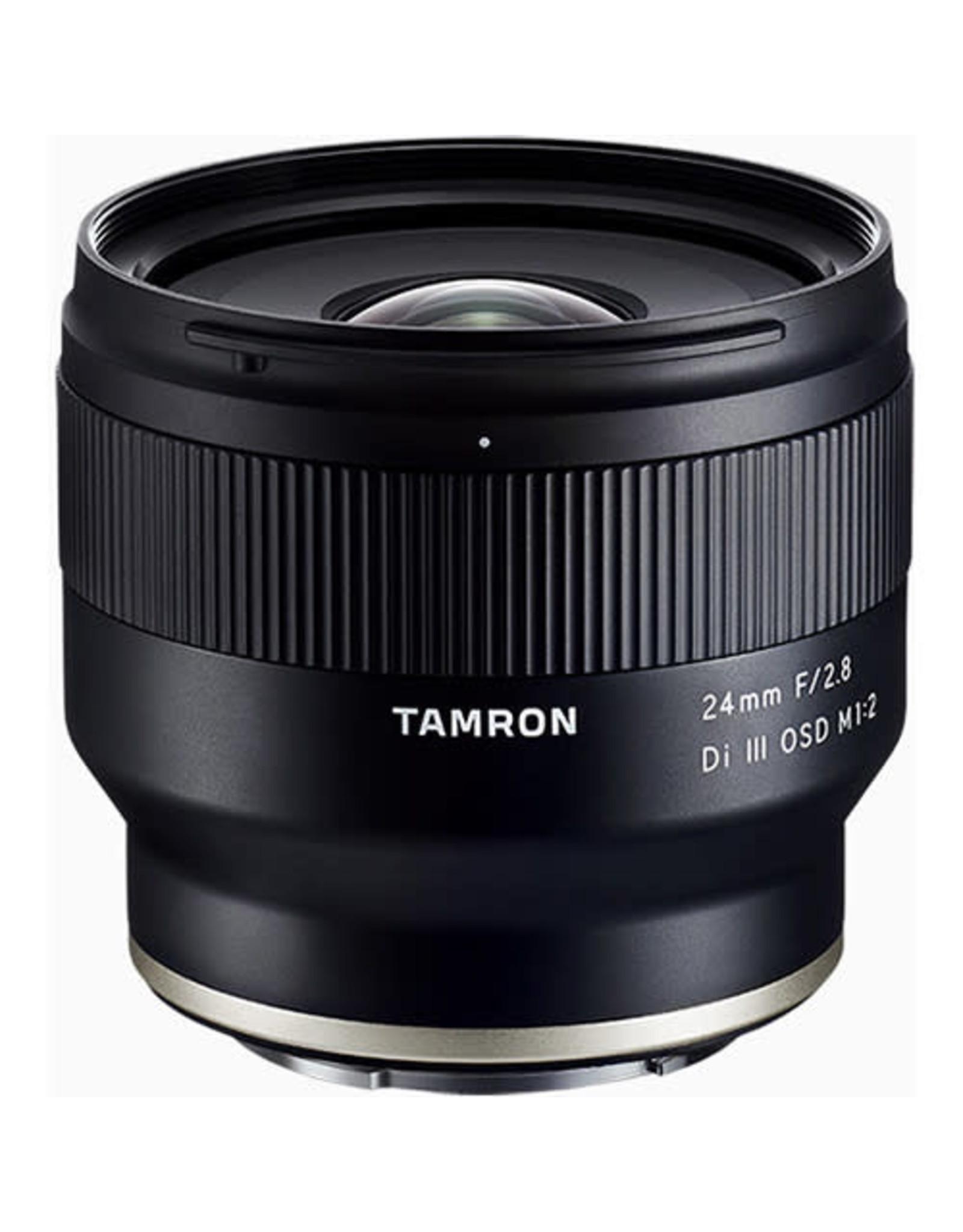Tamron Tamron 24mm f/2.8 Di III OSD M 1:2 Lens for Sony E