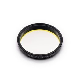 "ZWO ZWO OIII 7nm 2"" Filter - OIII7nmD2"