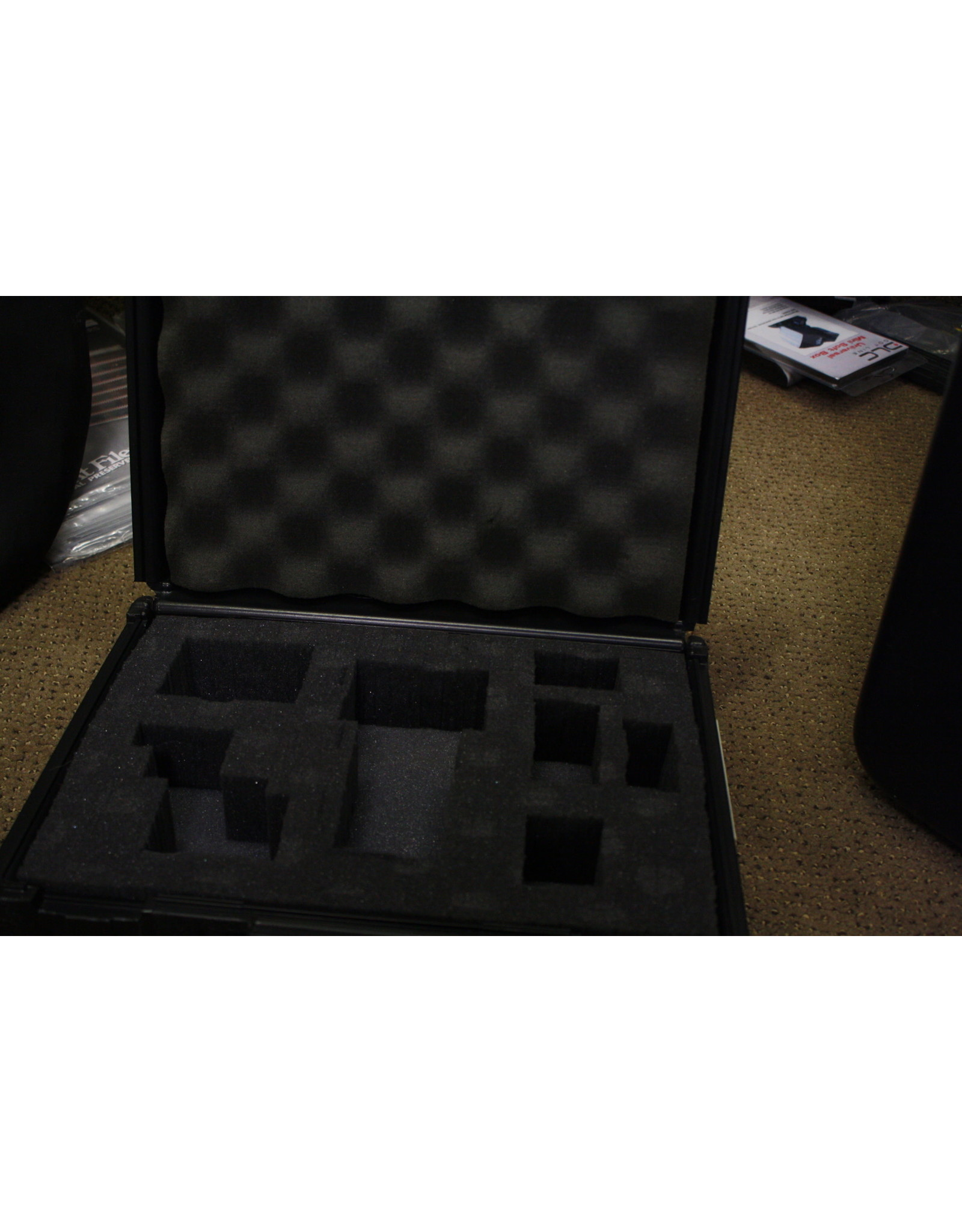 ABS Eyepiece Case with foam insert