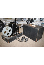 AGFA Movector Super 16 Movie Projector Plus Case, Made In Germany, Not Tested