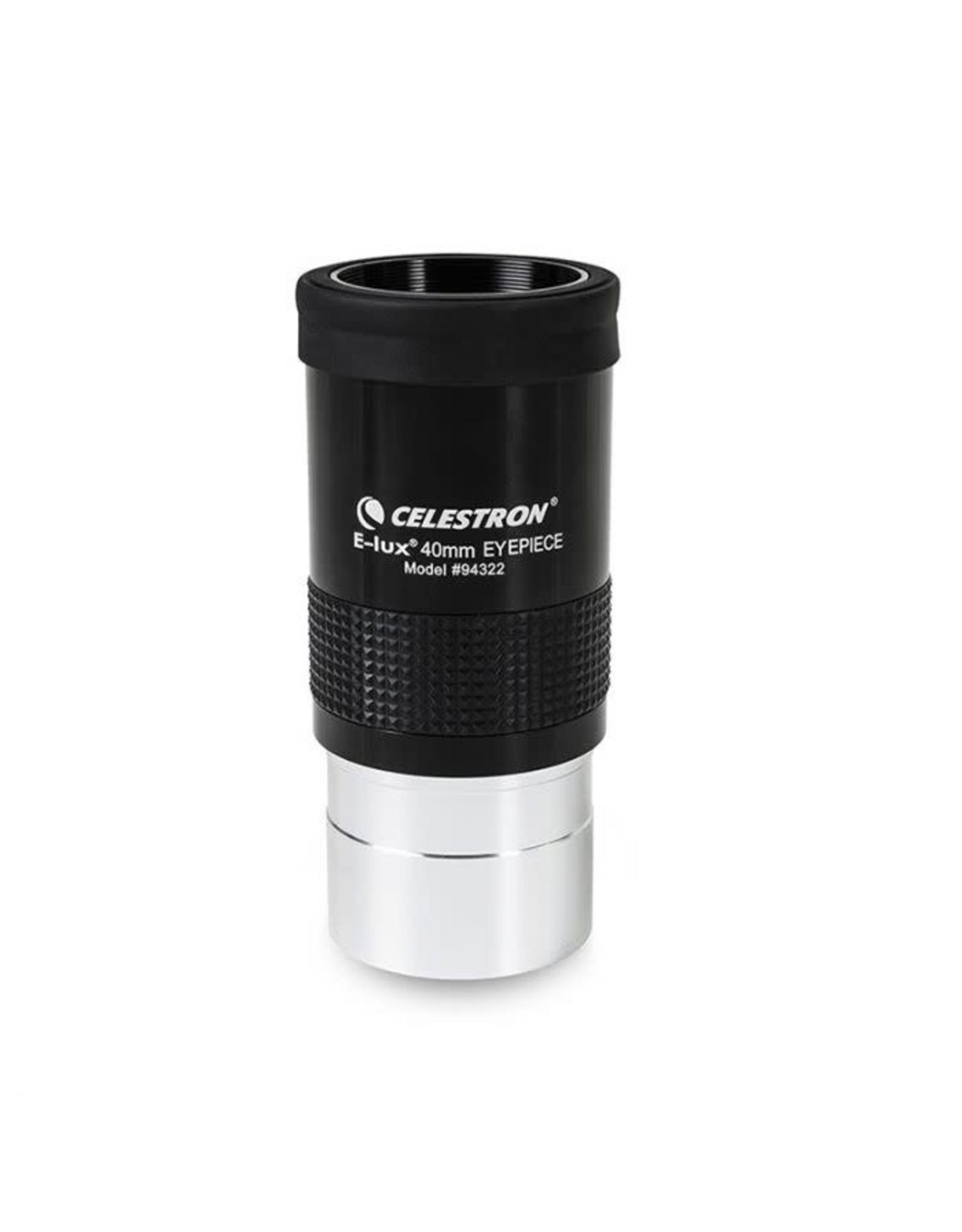 "Celestron Celestron 40 mm E-Lux Eyepiece - 2"" - 94322"