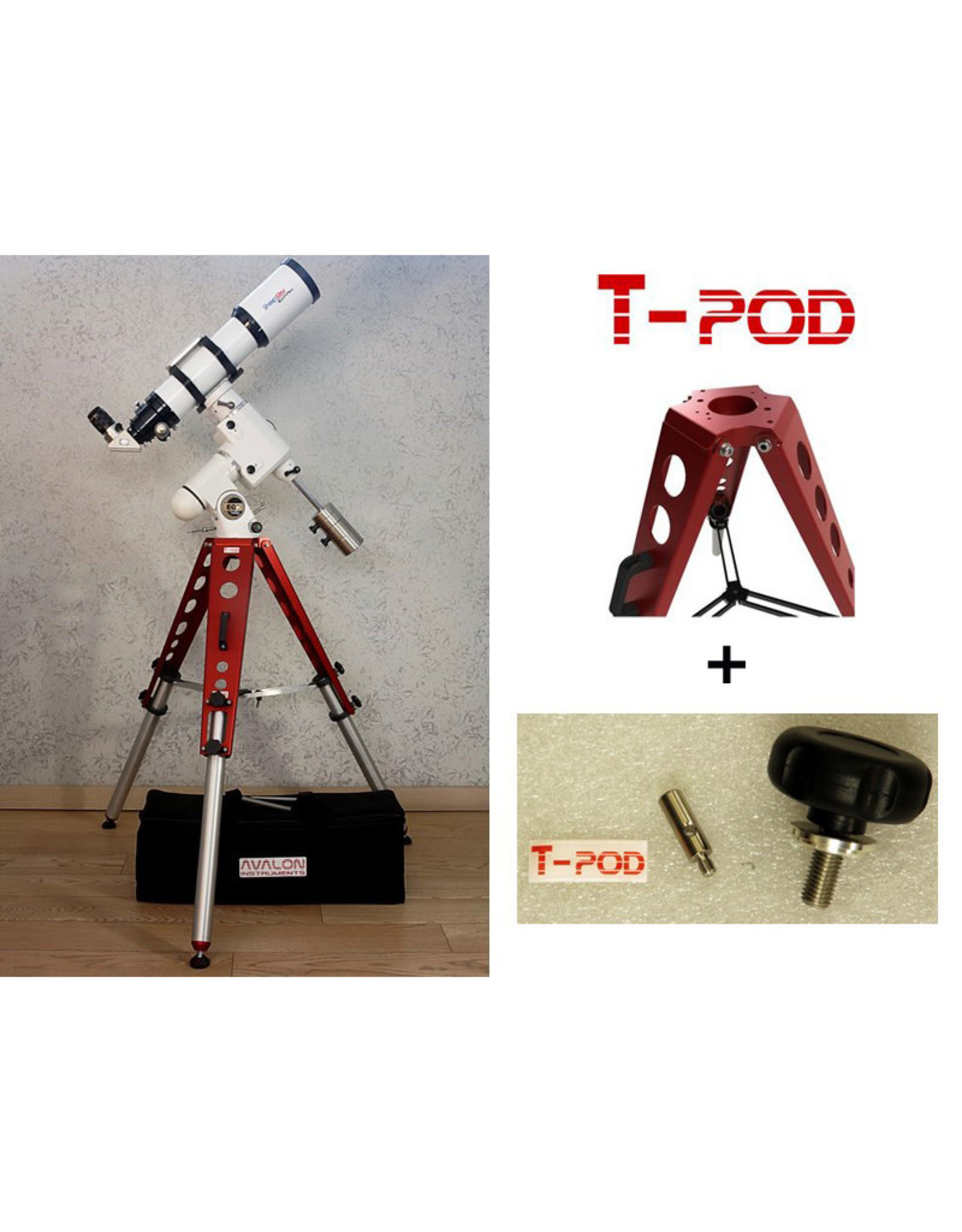 Avalon Avalon EQ6 TPOD/MOUNTS ADAPTER KIT