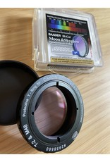 """Baader Planetarium Baader zero-tolerance protective Canon DSLR T-Ring T-2/M48 and 2""""  (H-ALPHA FILTER)"""