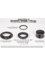 Baader Planetarium Baader Wide-T-Ring Nikon with D52i to T-2 and S52
