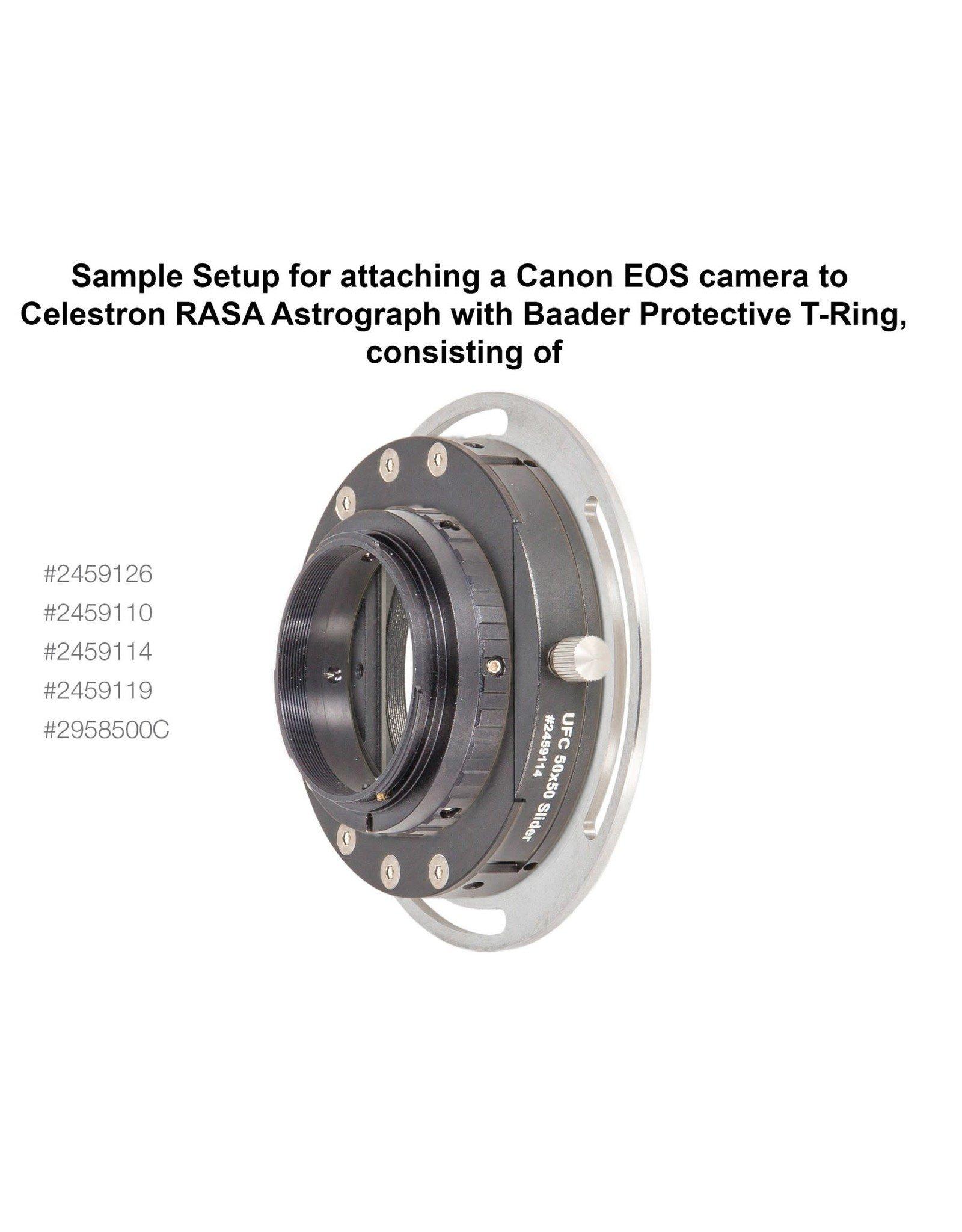 "Baader Planetarium Baader UFC S70 11"" RASA Telescope-Adapter (optical height: 3 mm)"