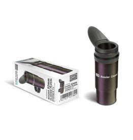 """Baader Planetarium Baader Classic Plössl 32mm, 1¼"""" Eyepiece (HT-mc) - w.aux spacer tube and winged rubber eyecup"""