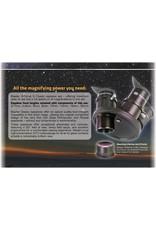 Baader Planetarium Baader Q-Turret Eyepiece Set (Eyepiece Revolver, 4x Classic Ortho, 1x Q-Barlow 2.25x)