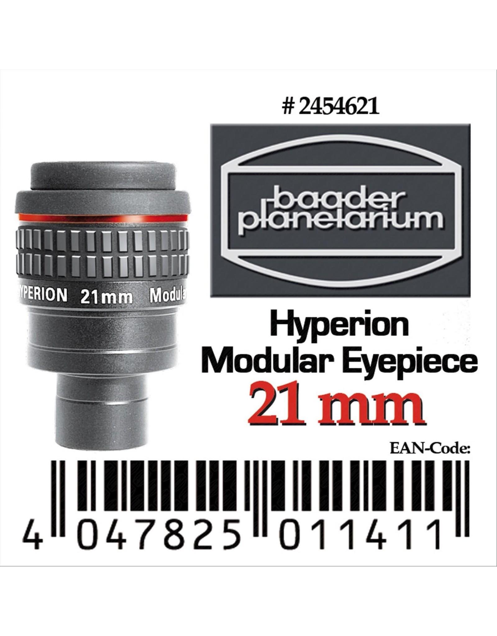 Baader Planetarium Baader Hyperion 68 Degree Modular Eyepiece 21mm