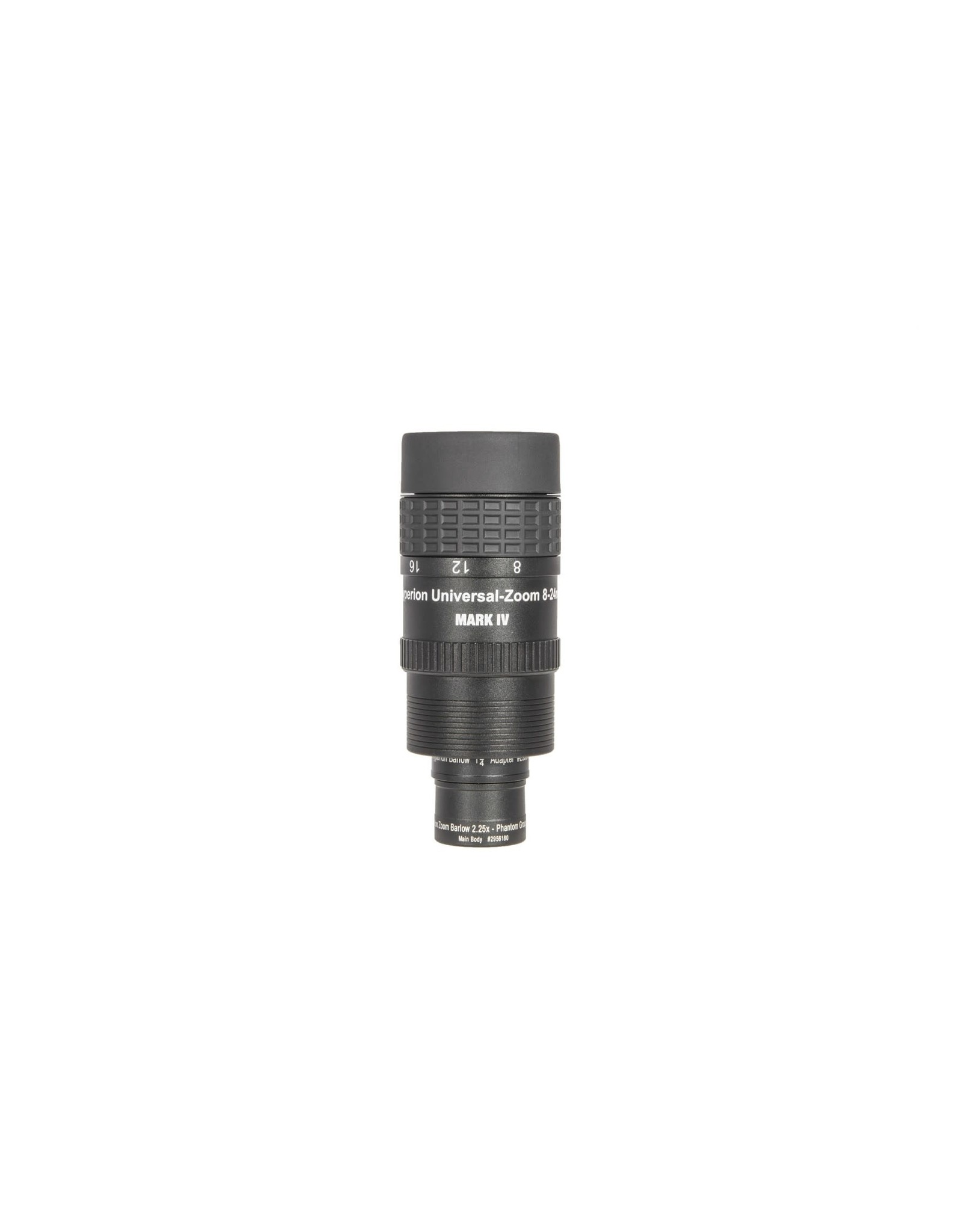 Baader Planetarium Baader Hyperion Universal Zoom Mark IV with Hyperion-Barlow 2.25x (8- (BUNDLE)24mm / 3.6-10.7mm)