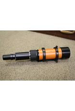 Celestron 8x50 (orange) Helical Focuser Finderscope with bracket