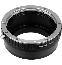 FotodioX Mount Adapter for Canon EOS Lens to Sony E-Mount Camera