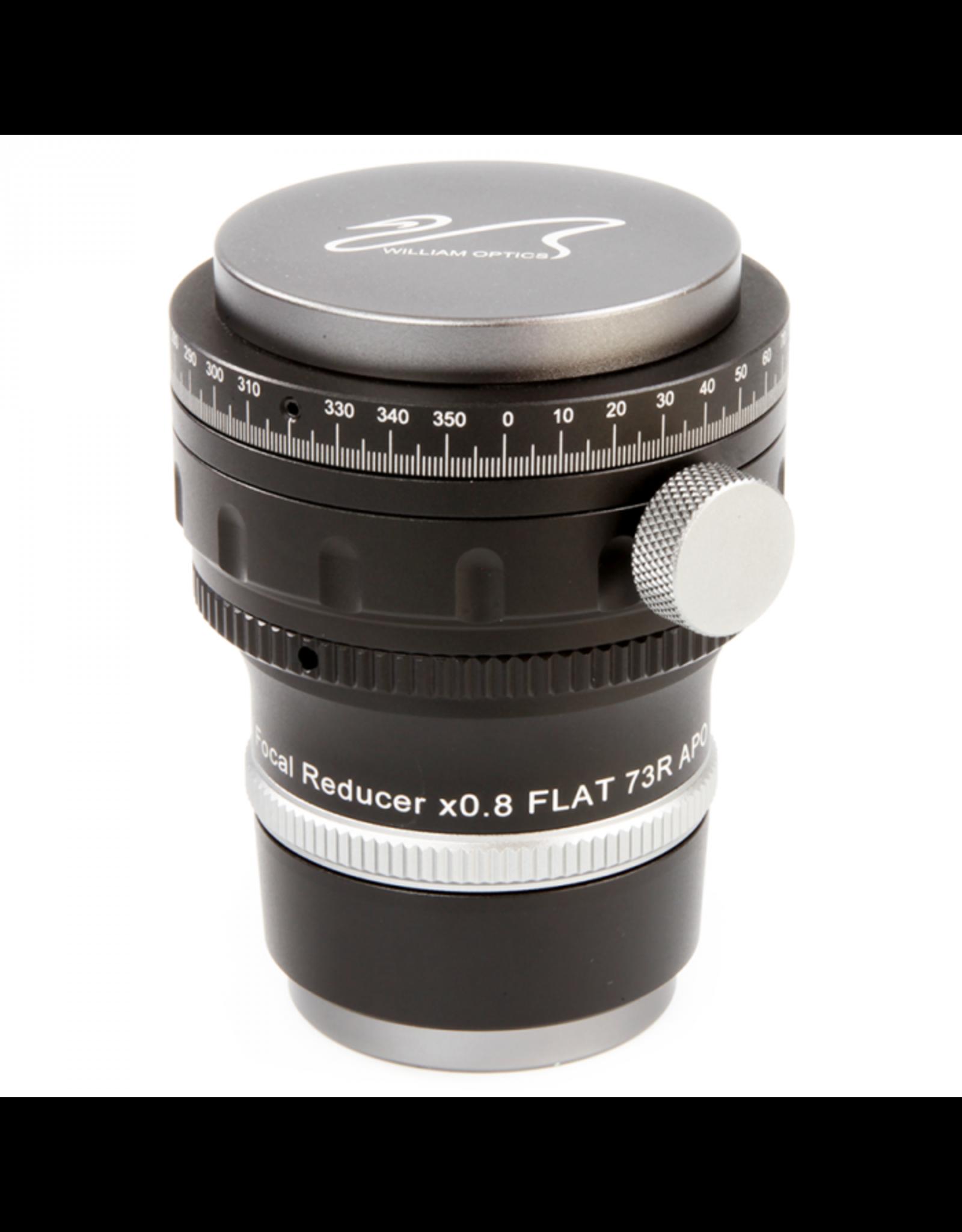 William Optcis Adjustable reducer flattener Flat73R for Z73