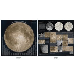 Celestron Celestron Observer's Map of the Moon