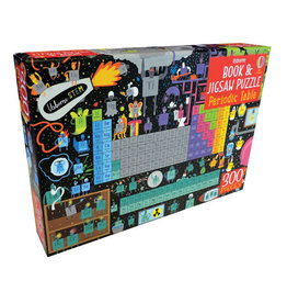 Periodic Table Book & Jigsaw Puzzle