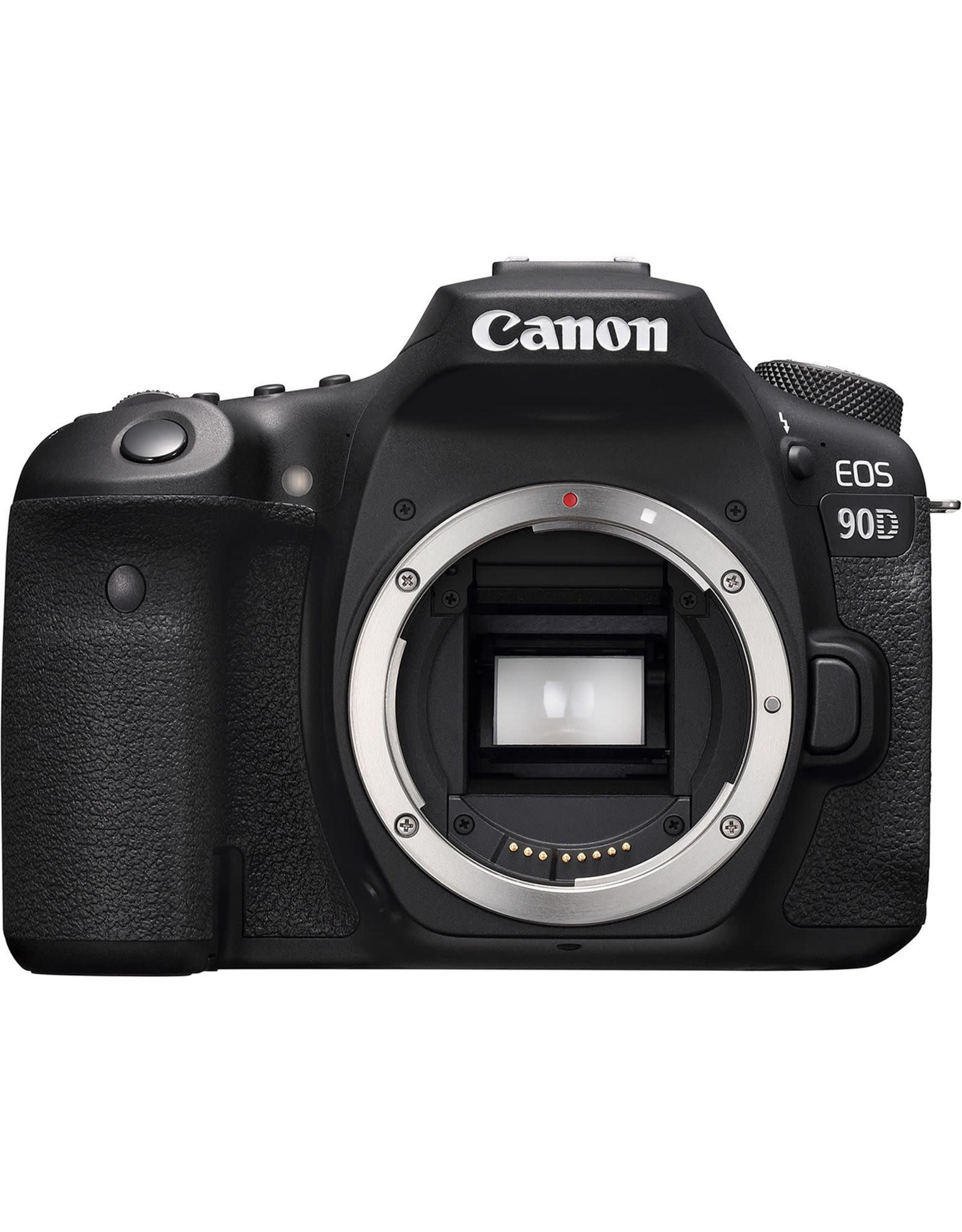 Canon Canon EOS 90D DSLR (Body Only)