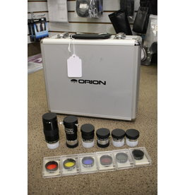 Orion Orion Eyepiece Kit (40mm/25mm/7mm/6.3mm/17mm/10mm/2x Barlow/ Assorted 1.25 Color Filters)