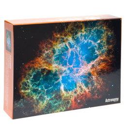 Jigsaw Puzzle: Crab Nebula