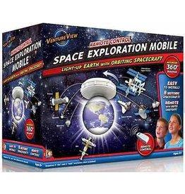 Remote Control Space Exploration Mobile