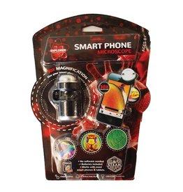 Smart Phone Microscope Explorer