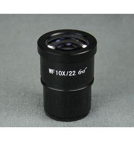 Microscope Eyepiece 30mm diameter WF10x/22