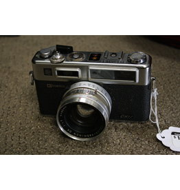 Yashica Electro 35 GSN Rangefinder Camera with case