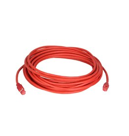 Baader Planetarium Network Cable (red) with ColdTemp-specified CAT-7 wire – (Spedify Length)
