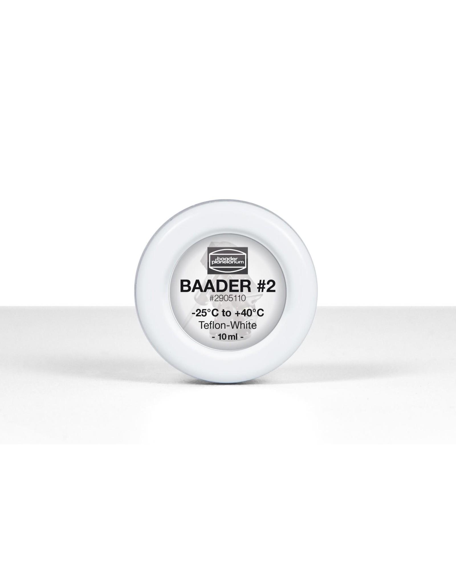 Baader Planetarium Baader Machine-Grease #2 Teflon-White (-25°C–+40°C)