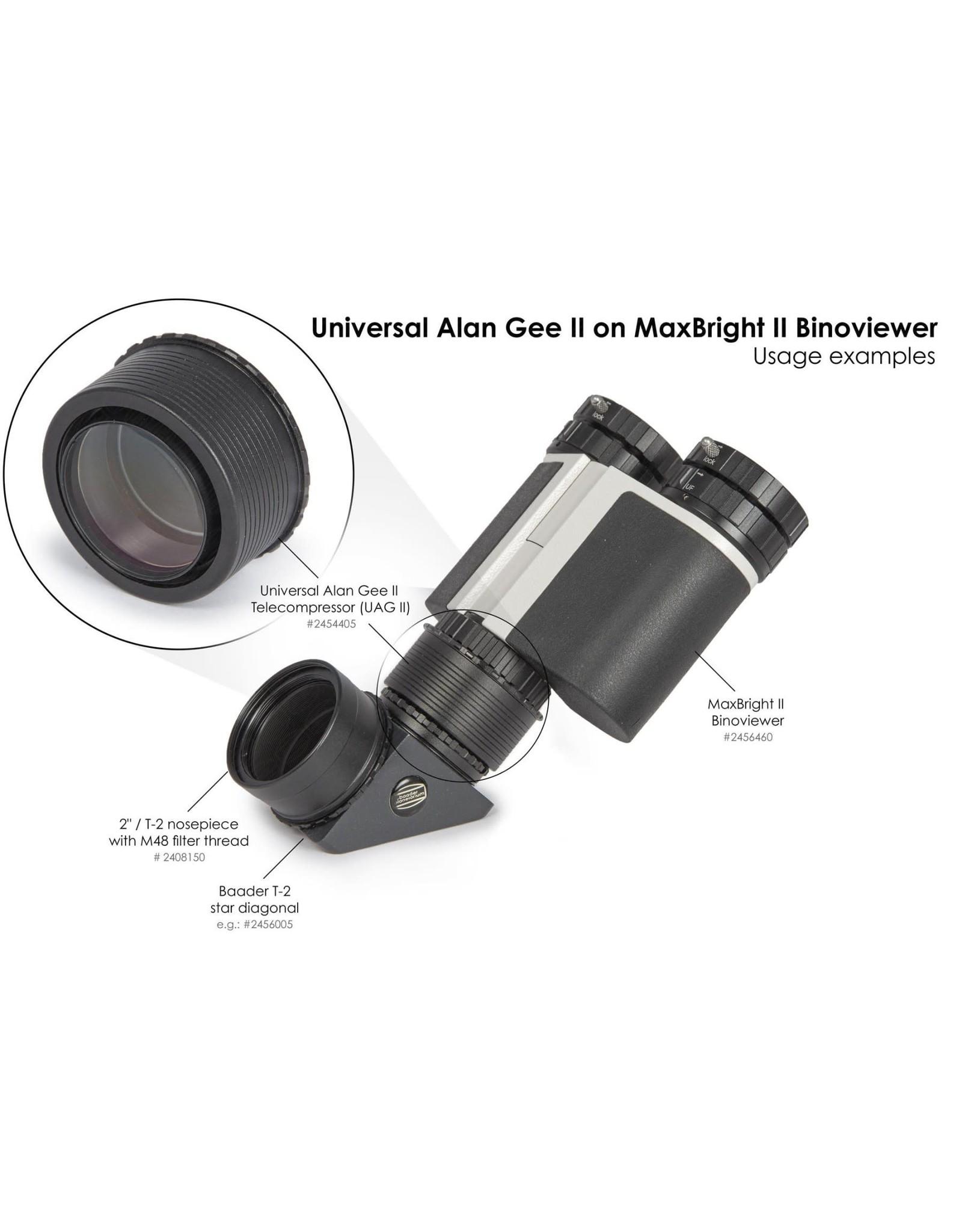 Baader Planetarium Baader Planetarium Alan Gee Mark II Telecompressor - AGII