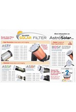Baader Planetarium ASSF: AstroSolar Spotting Scope Filter OD 5.0 (Specify Size)