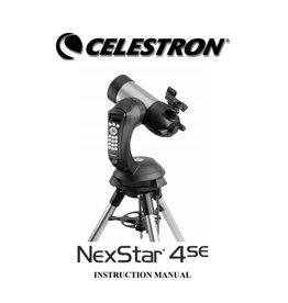 Celestron Celestron Product Instruction Manual, 11049 Nexstar SE