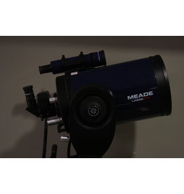 "Meade Meade LX200 8""GPS with Microfocuser, Tripod , Autostar II -Updated Firmware & Collimated with Case"