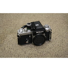 22451 Nikon Photomic F2a Body chrome (Pre-owned)