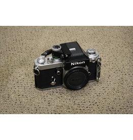 Nikon Photomic F2a Body chrome (Pre-owned)