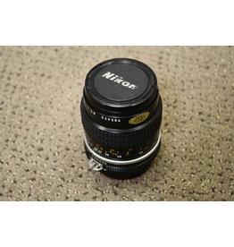 Nikon Nikon Micro-Nikkor 55mm f2.8 AI (Pre-owned)