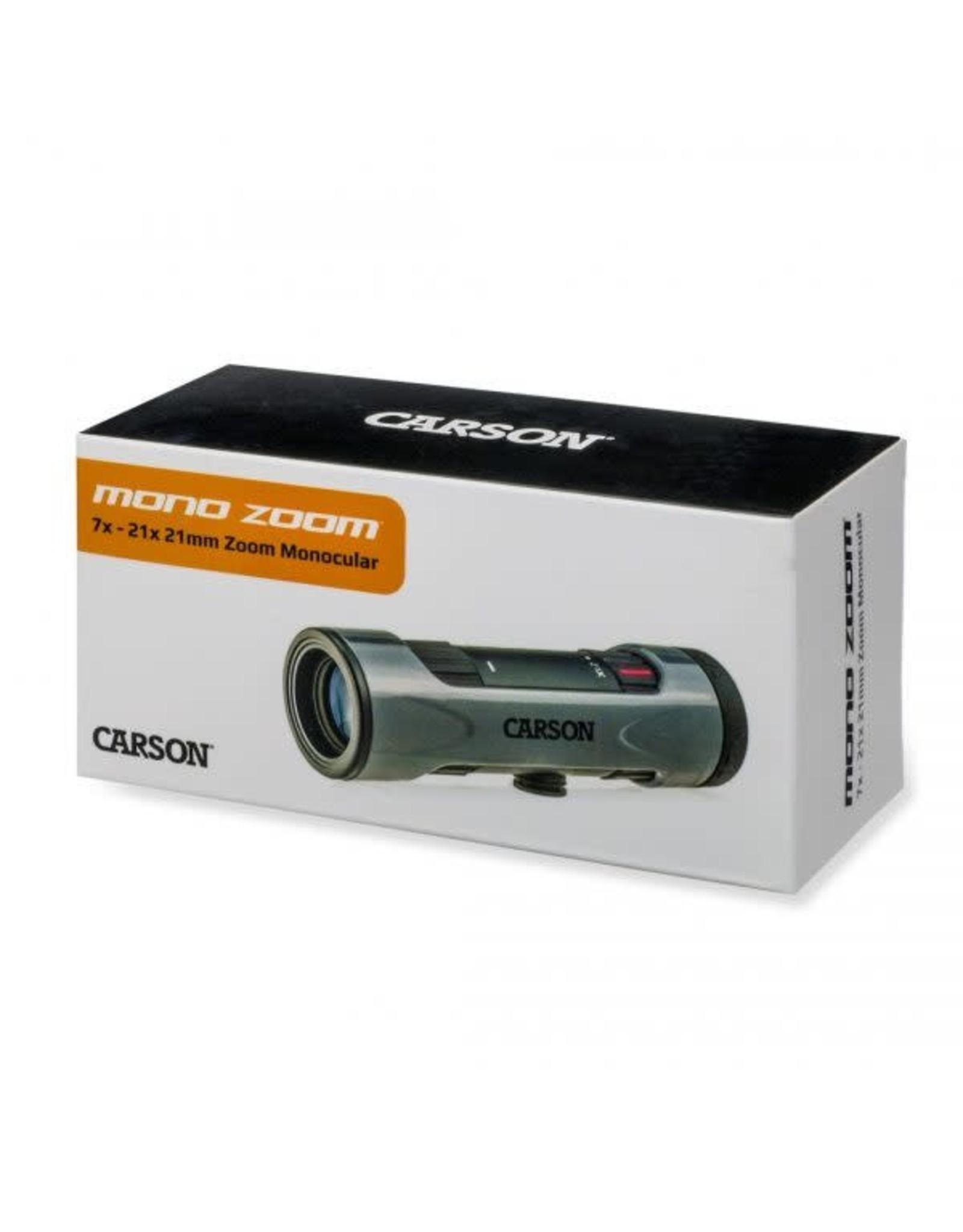 Carson Carson  ZM-721 Mono Zoom™