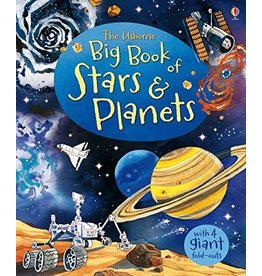 The Usborne Big Book of Star And Planets