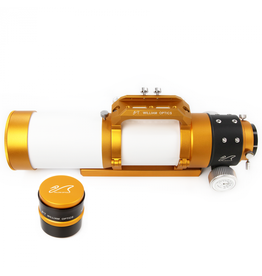 William Optics William Optics GT71 f/5.9 FPL-53 Triplet APO Refractor w/Flat6AIII Field Flattener & Dual Side Dovetail - A-F71GTII-AP