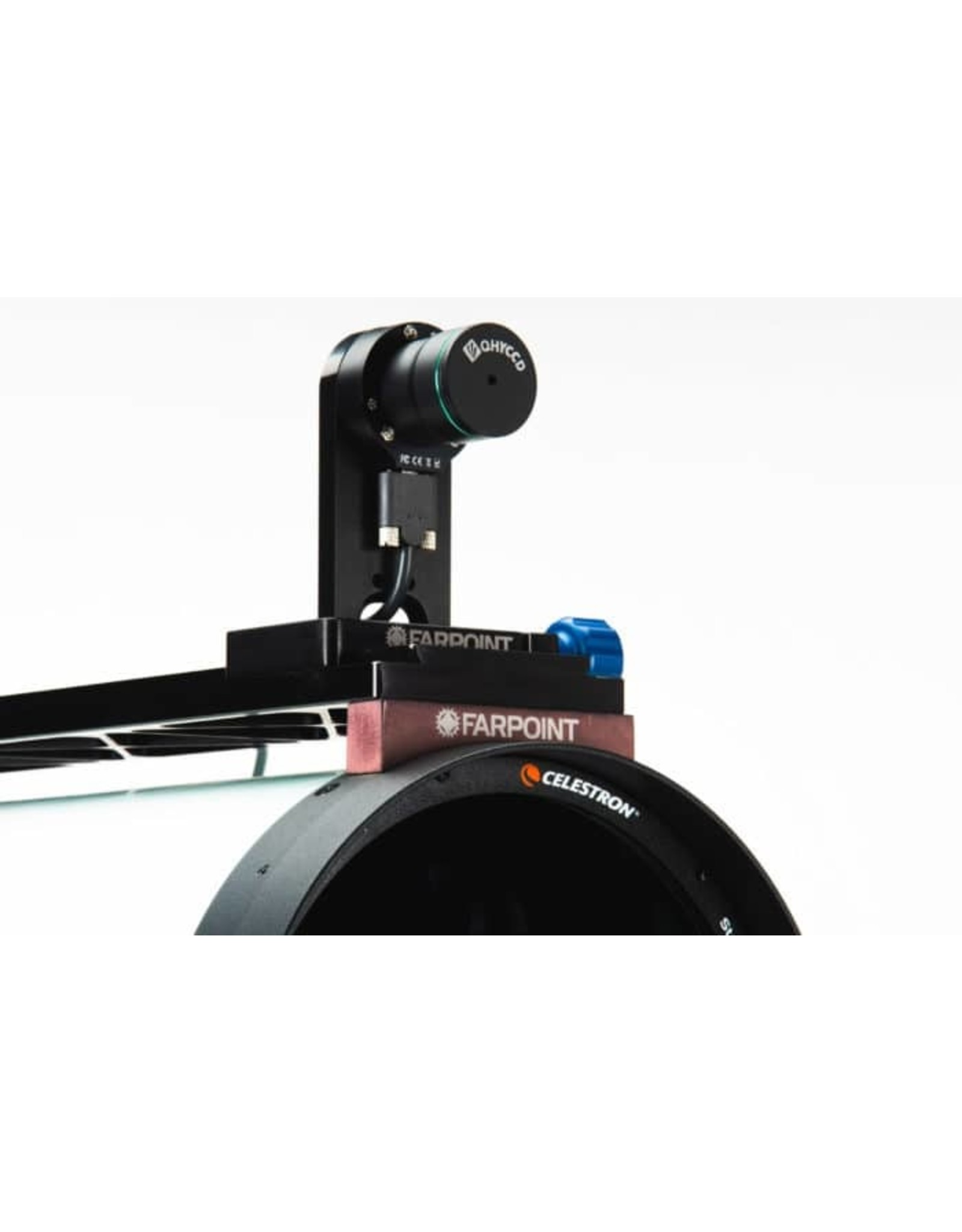Farpoint PoleMaster Mount for D-Size Dovetails - FDAPM