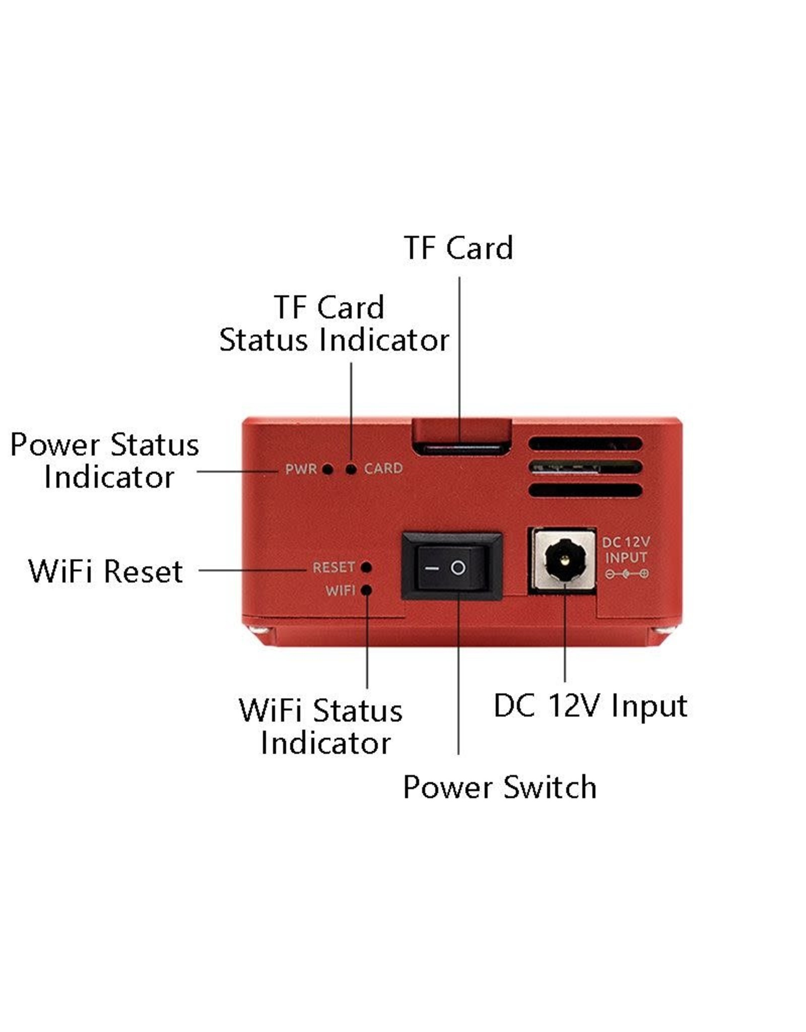 ZWO ZWO ASIAIR Pro WiFi Camera Controller for ASI Cameras